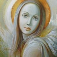 Picturi religioase Angel 2