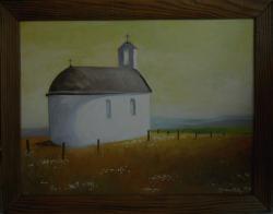 Picturi religioase capela