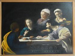 Picturi religioase cina din emmaus