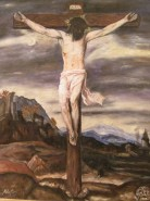 Picturi religioase Golgota