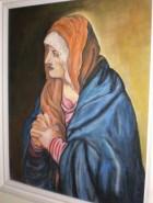 Picturi religioase Mater dolorosa