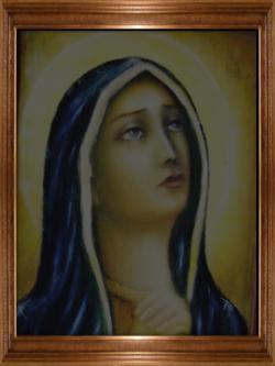 Picturi religioase Maica Domnului-Ruga