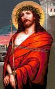 Picturi religioase Iisus la judecata