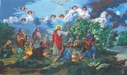 Picturi religioase Ultima noapte cu apostolii