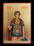 Picturi religioase Sfantul mare mucenic dimitrie