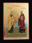 Picturi religioase Sfintii apostoli petru si pavel