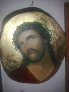Picturi religioase Iisus cu cununa de spin2
