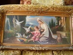 Picturi religioase MARIA CU PRUNCUL IISUS