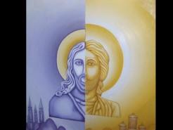 Picturi religioase  marea schisma