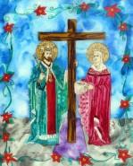 Picturi religioase Constanti si elena