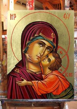 Picturi religioase Maicuta Domnului