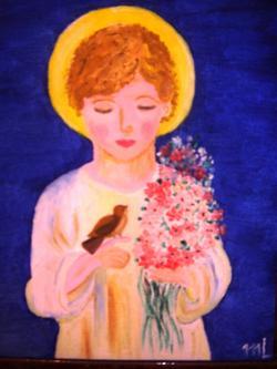 Picturi religioase Micul Isus