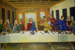 Picturi religioase CINA cea de TAINA ...
