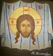 Picturi religioase Marama cu chipul lui iisus