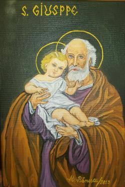 Picturi religioase Sf. Iosif