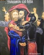Picturi religioase Tradarea lui iuda