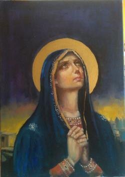 Picturi religioase Tanguirea