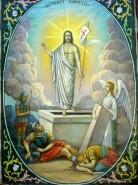 Picturi religioase Invierea domnului