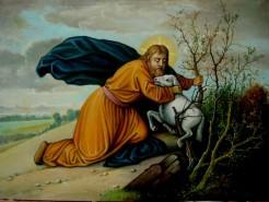 Picturi religioase Oaia pierduta1