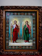 Picturi religioase Sfintii arhagheli mihail si gavril