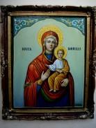 Picturi religioase Tablou maica domnului cu iisus2