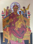 Picturi religioase Icoana facatoare de minuni