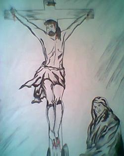 Picturi religioase Rastignirea pe cruce