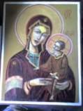 Picturi religioase Maica domnului 2