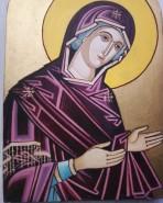 Picturi religioase Adorarea maicii domnului
