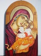 Picturi religioase Fecioara cu pruncul