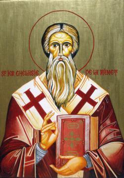 Picturi religioase Sf. Ghelasie