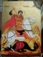 Picturi religioase Sf. ghoerghe