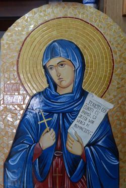 Picturi religioase Sfanta Parascheva.