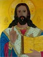 Picturi religioase Hristos pantocrator
