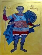 Picturi religioase Sf.mc.dimitrie