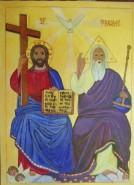 Picturi religioase Sf treime