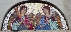 Picturi religioase Arhanghelul mihail si gavril