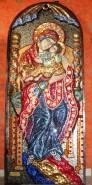 Picturi religioase Maica domnului dulcea sarutare