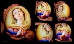 Picturi religioase Virgin mary