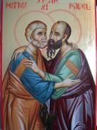 Picturi religioase Sf. ap. petru si pavel