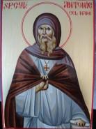 Picturi religioase Sf. cuv. antonie cel mare