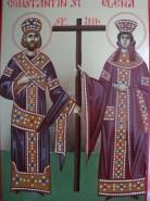 Picturi religioase Sf. imp. constantin si elena