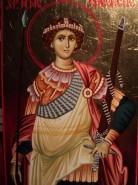 Picturi religioase Sf. m. mc. gheorghe