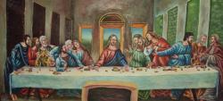 Picturi religioase Cina_cea de taina