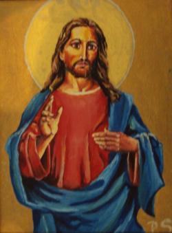 Picturi religioase Isus Mantuitorul
