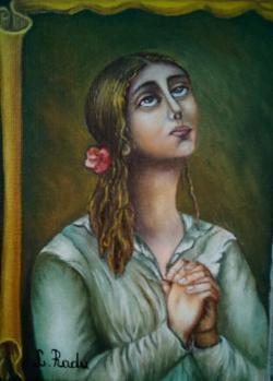 Picturi religioase rugaciune de seara