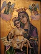 Picturi religioase Fecioara Maria si Pruncul