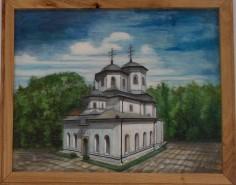 Picturi religioase Tismana