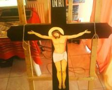 Picturi religioase Cruce altar