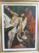 Picturi religioase Coborarea d pe cruce